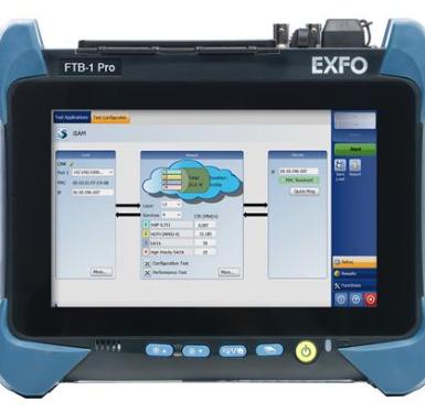 Thiết bị đo truyền dẫn PDH/SDH/Ethernet